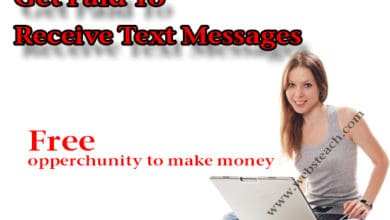 Photo of Get Paid To Receive Text Messages – How To Make Money Online