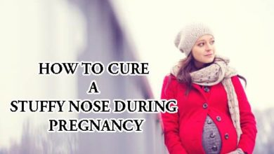 Photo of How to cure a Stuffy Nose During Pregnancy
