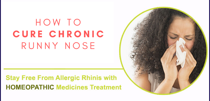 Photo of How to Cure Chronic Runny Nose