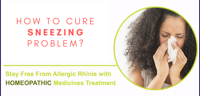 How to Cure Sneezing Problem_