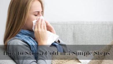 Photo of How to Stop a Cold in 3 Simple Steps