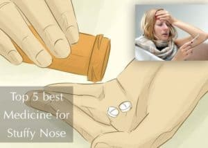 Top 5 best Medicine for stuffy nose ( by Doctor Sara )
