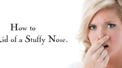 Photo of 8 Fast Ways How to Get Rid of a Stuffy Nose