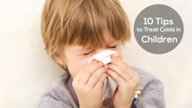Photo of 10 Tips to Treat Colds in Children