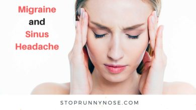 Photo of Difference Between Migraine and Sinus Headache Symptoms