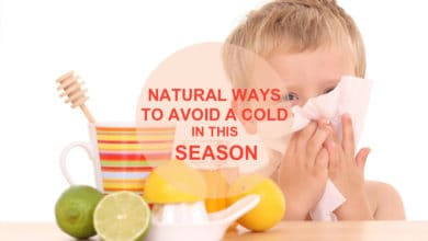 Photo of Natural Ways to Avoid a Cold in this Season